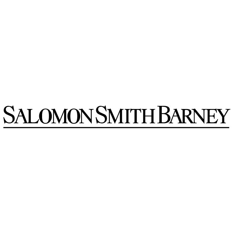 free vector Salomon smith barney