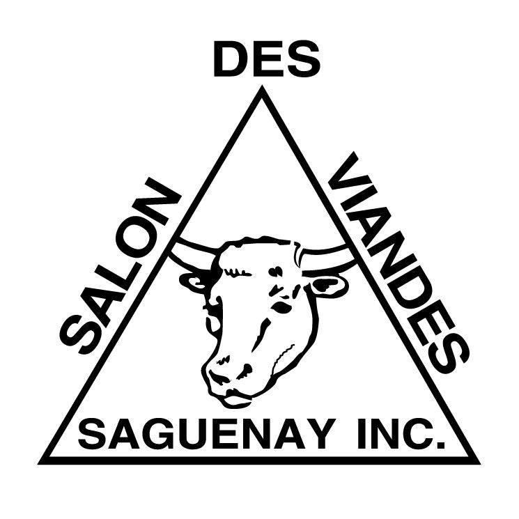 free vector Salon des viandes saguenay