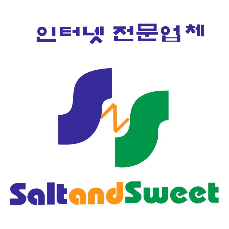 free vector Saltandsweet