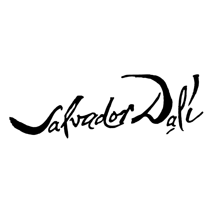 Salvador dali Free Vector / 4Vector