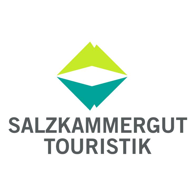 free vector Salzkammergut touristik