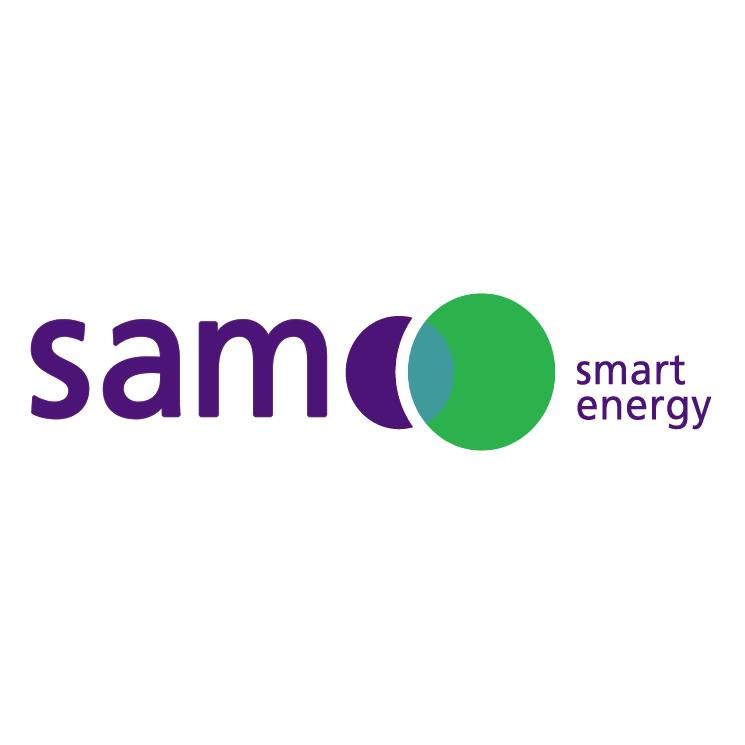 free vector Sam smart energy