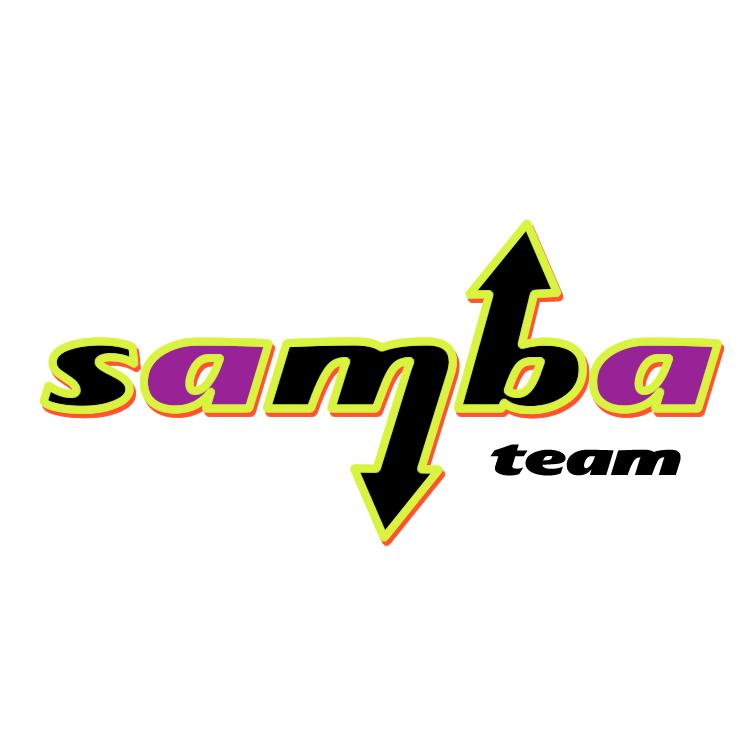 free vector Samba 2