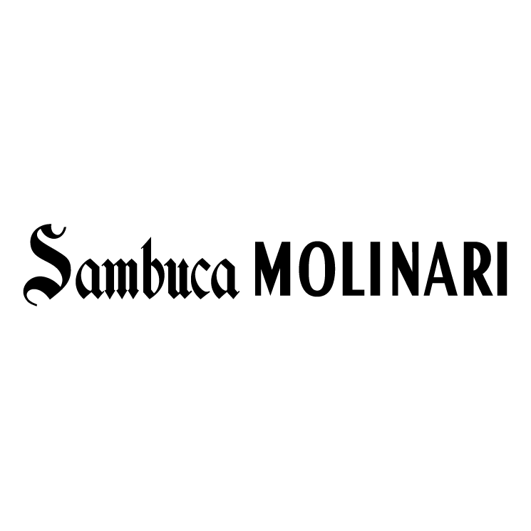 free vector Sambuca molinari