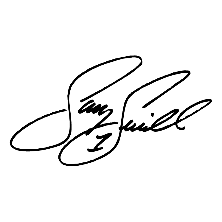 free vector Sammy swindell signature