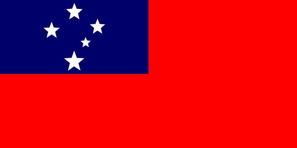 free vector Samoa clip art
