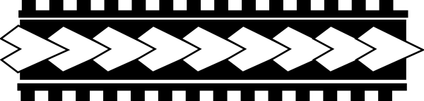 free vector Samoa Tatoo Pattern 001 clip art