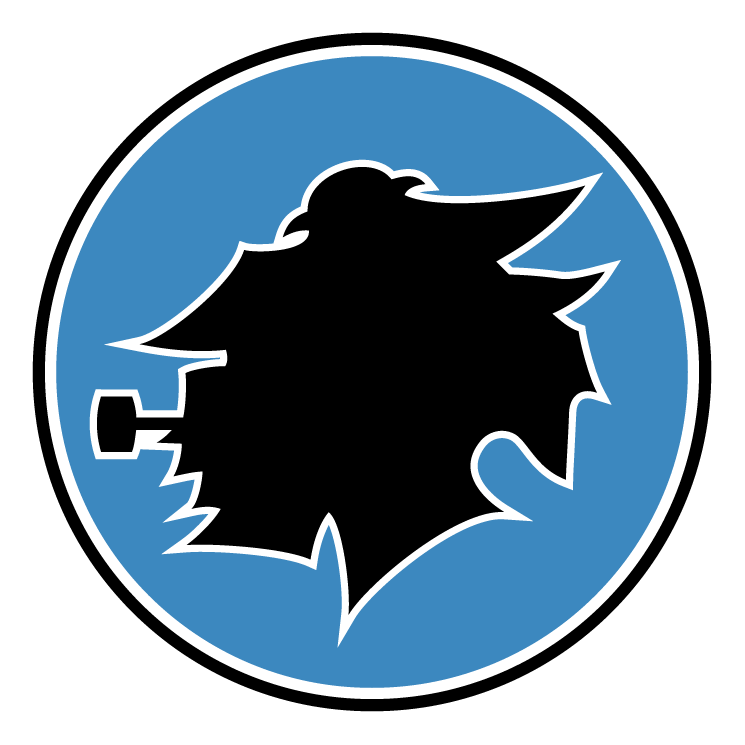 Sampdoria Logo Vector Sampdoria 0 is Free Vector Logo Vector That You Can Download For Free it