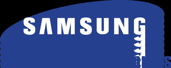 free vector Samsung logo