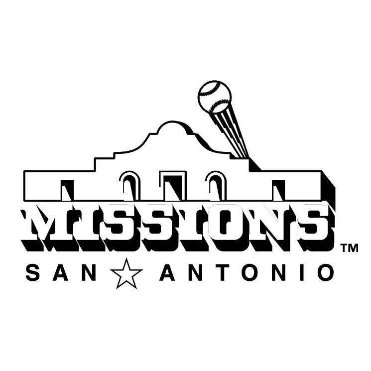 free vector San antonio missions 0