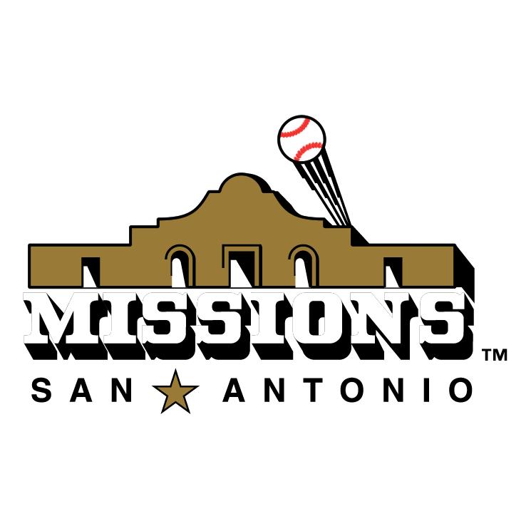 free vector San antonio missions