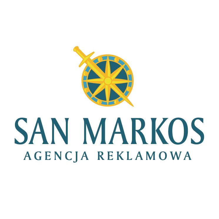 free vector San markos