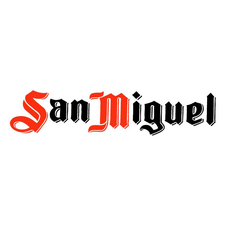 free vector San miguel cerveza 0