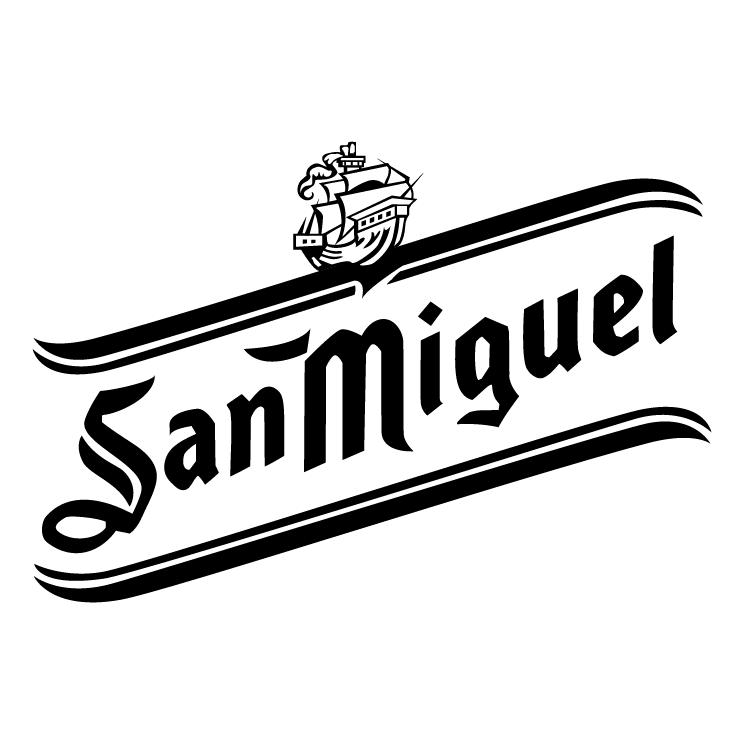 free vector San miguel cerveza 3
