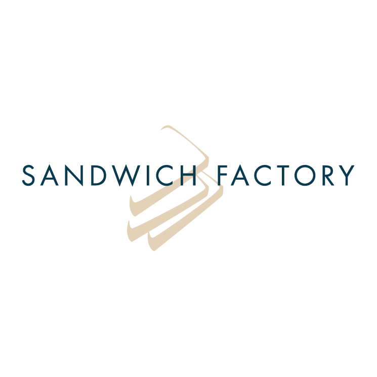 free vector Sandwich factory