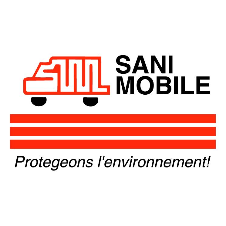 free vector Sani mobile