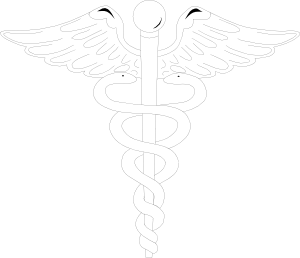 free vector Sanitarian Emergency Symbol clip art