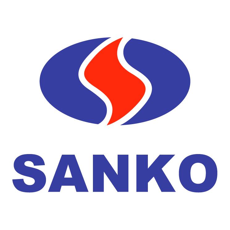 free vector Sanko holding