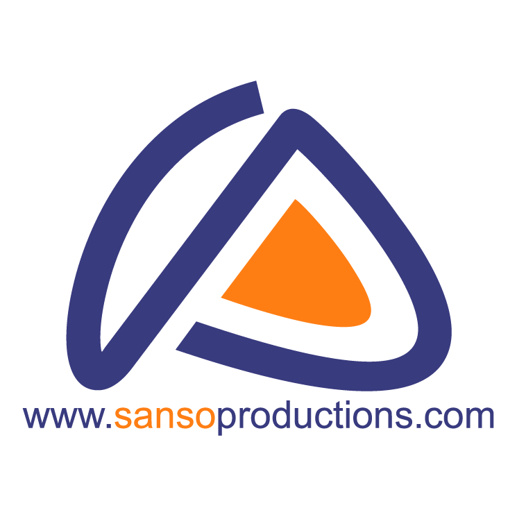 free vector Sanso productions