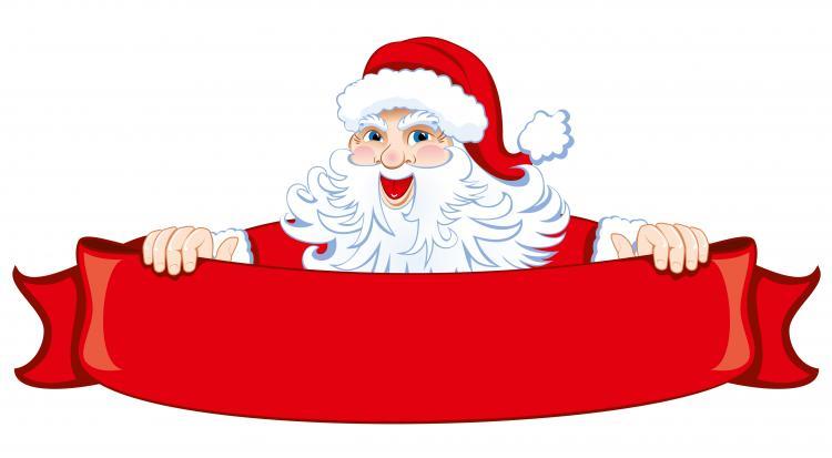 free vector Santa claus 01 vector