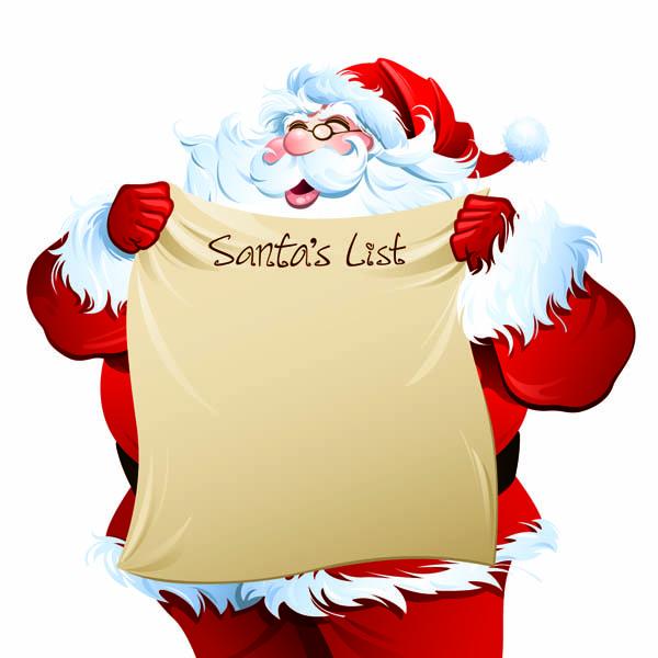 Santa claus cartoon picture vector Free Vector / 4Vector: http://4vector.com/free-vector/santa-claus-cartoon-picture-vector-94213