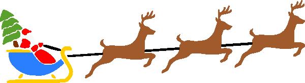 free vector Santa Colored clip art