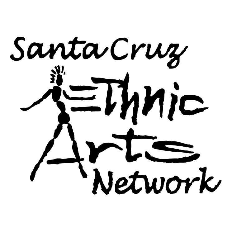 free vector Santa cruz ethnic arts network