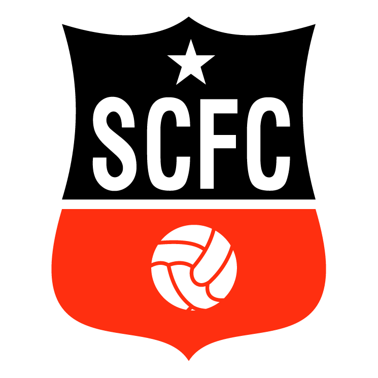 free vector Santa cruz futebol clube de natal rn