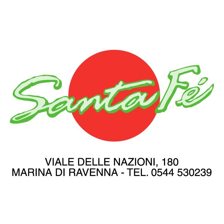 free vector Santa fe 2