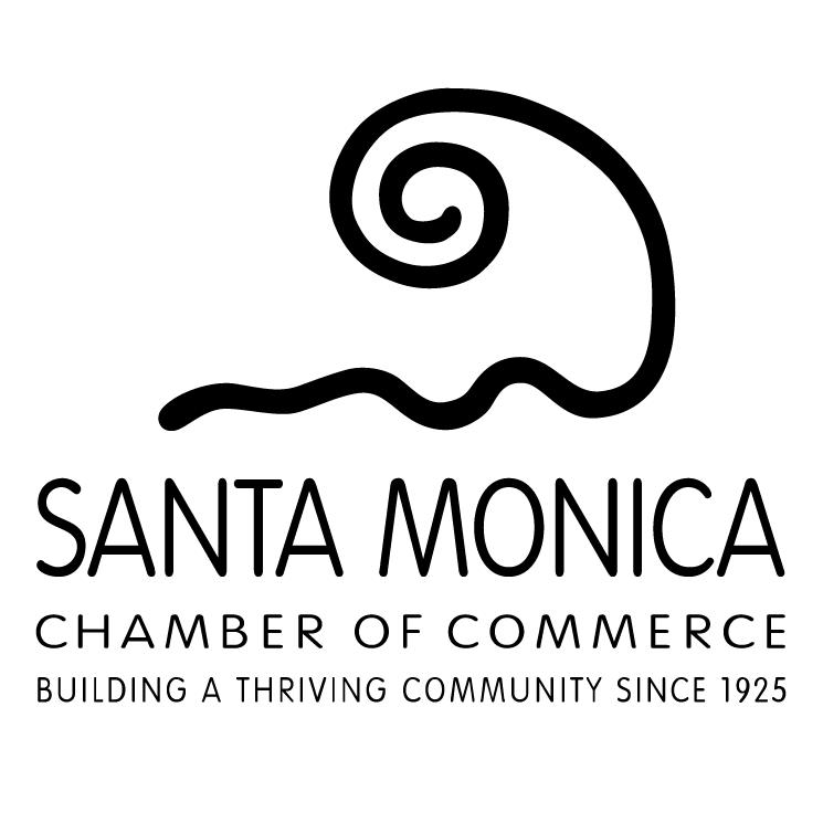 free vector Santa monica