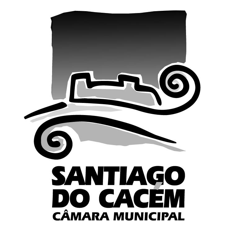 free vector Santiago do cacem