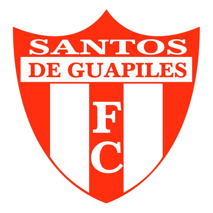 free vector Santos futbol club de guapiles