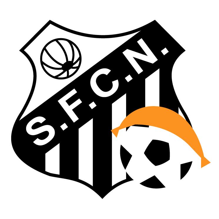 free vector Santos futebol clube do nordeste ce