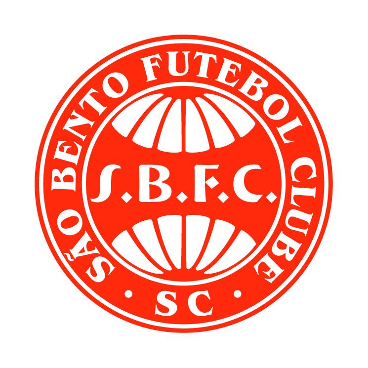 free vector Sao bento futebol clube sc