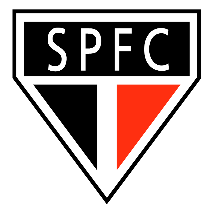 free vector Sao paulo futebol clube de neves paulista sp