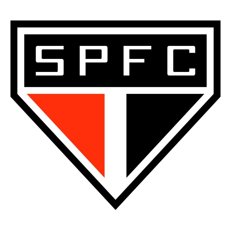 free vector Sao paulo futebol clube de sao paulo sp