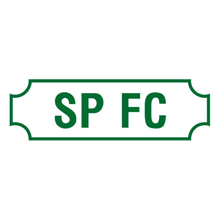 free vector Sao pedro futebol clube de itaqui rs