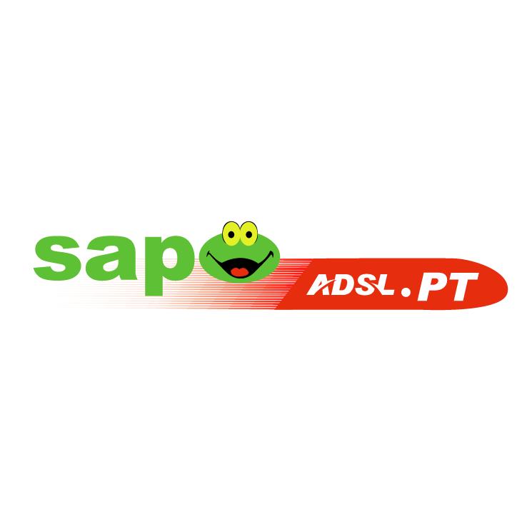 free vector Sapo adsl