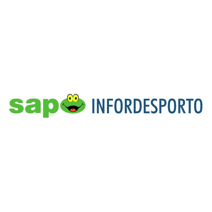 free vector Sapo infordesporto