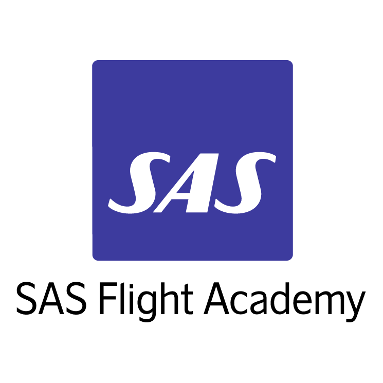 free vector Sas flight academy