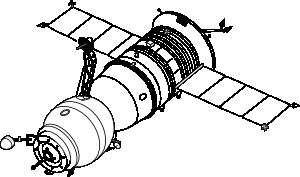 free vector Satellite clip art