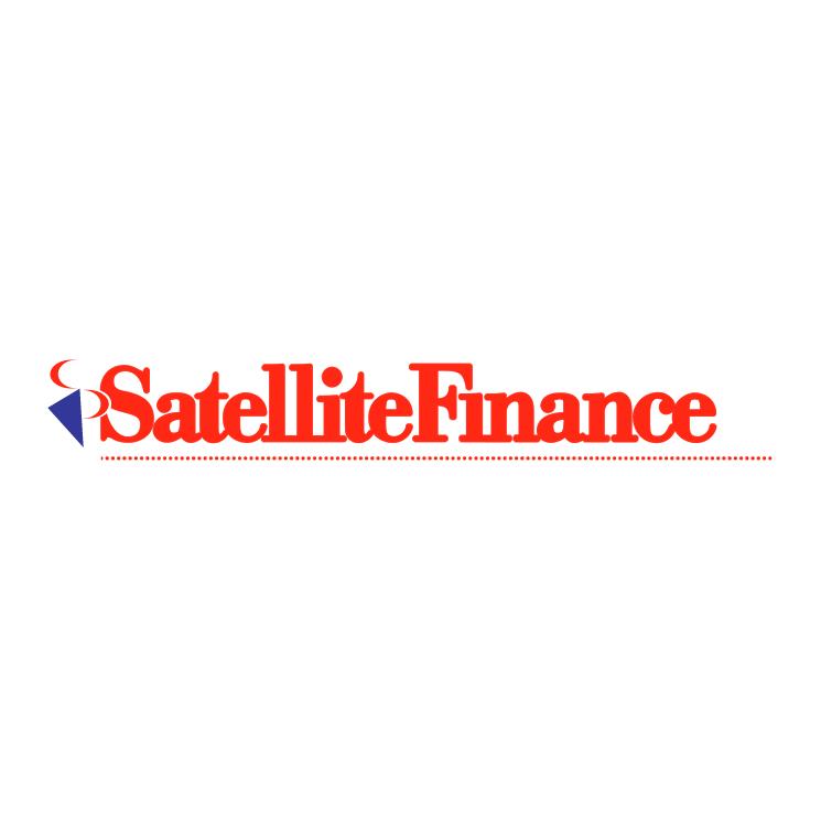 free vector Satellite finance