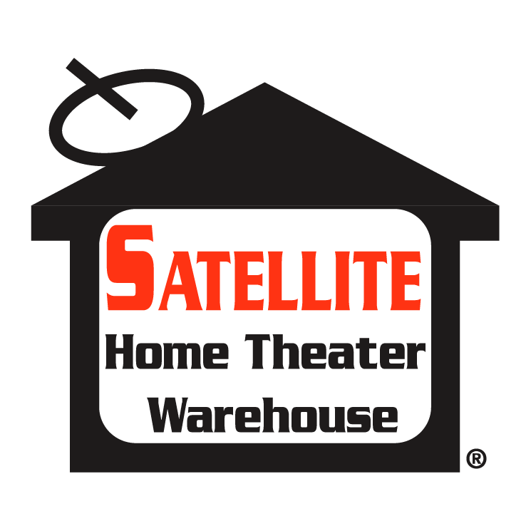 free vector Satellite home theater warehouse