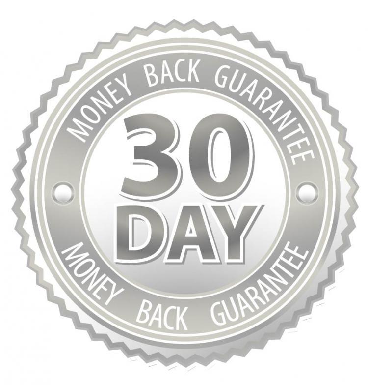 free vector Satisfaction guarantee label 02 vector