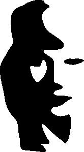 free vector Saxoman clip art