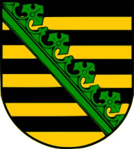 free vector Saxony Coat Of Arms clip art