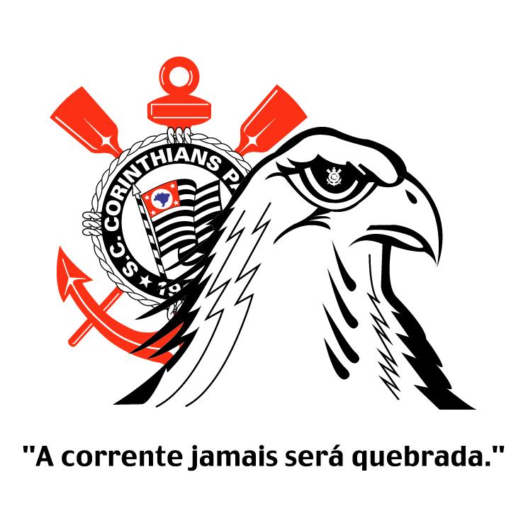 free vector Sc corinthians paulista 2