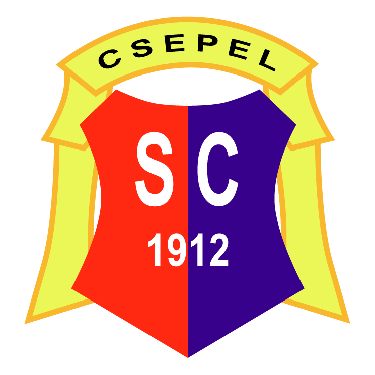 free vector Sc csepel budapest