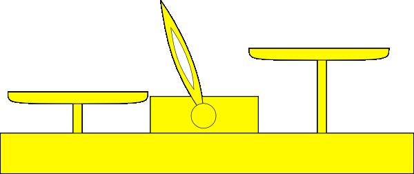 free vector Scale clip art