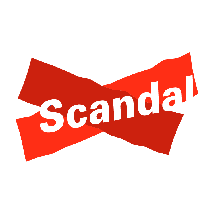 free vector Scandal